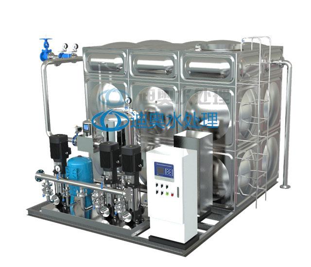 无负压供水水处理设备